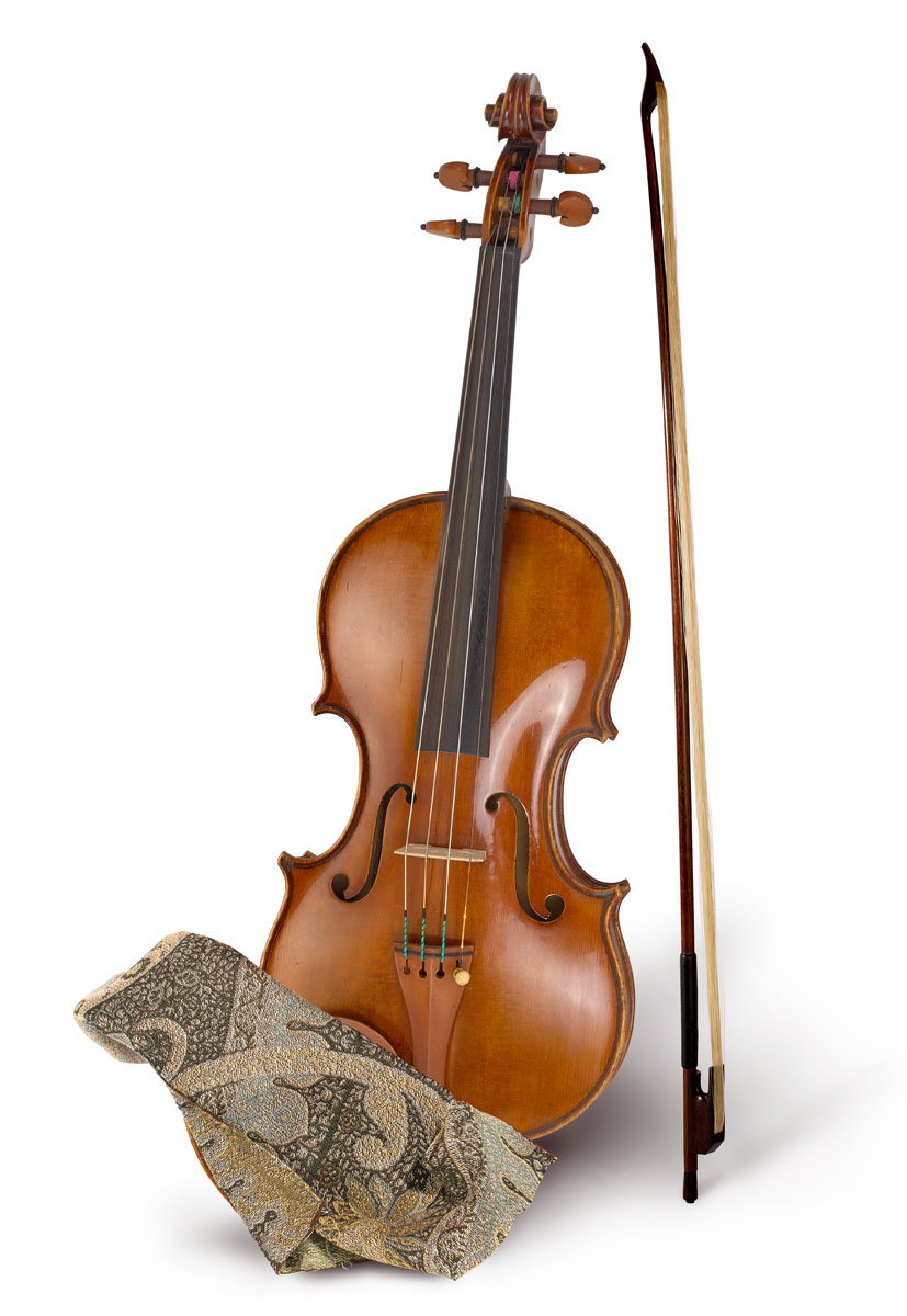 A Violin By Leandro Bisiach Snr 1864 1946 Used Russell Crowe As The Character Captain Jack Aubrey In Film Master And Commander 2003 Milan